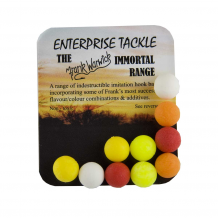 10mm boilies mixed colours unflavoured