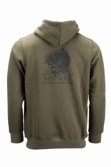 Nash Tackle Hoody Green