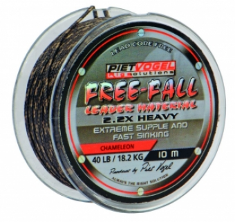 Piet Vogel Free-Fall Leader Material 80lb