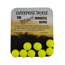 10mm boilie fluoro yellow scopex peach
